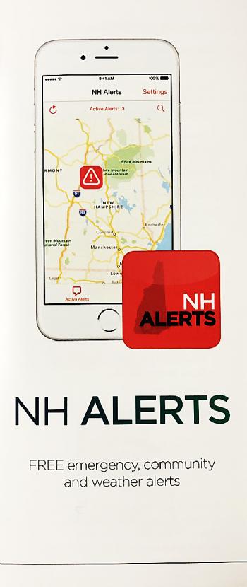 NH Alerts Brochures